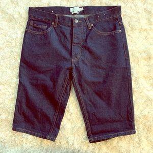 Topman skinny shorts